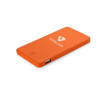 Powerbank VIVID 4000 mAh orange