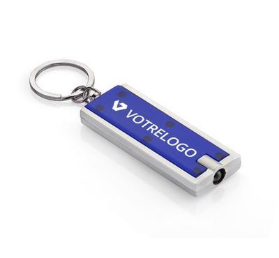 Porte-clés LED LUMO bleu