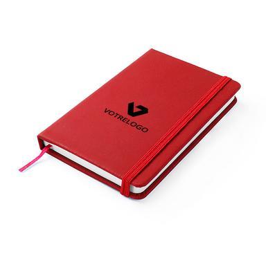 Carnet VITAL A6 rouge