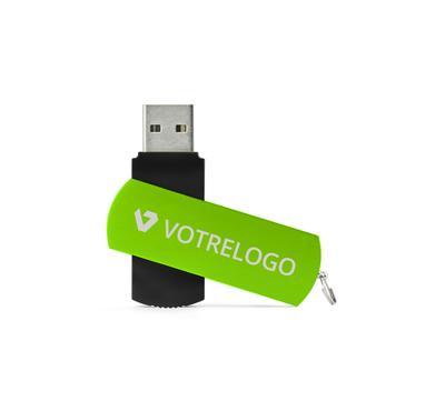 Clé USB ALLU 8 GB vert clair