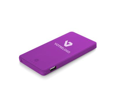 Powerbank VIVID 4000 mAh violet