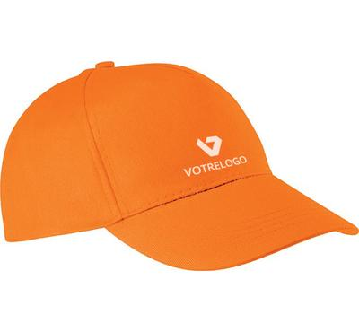Casquette KP116 orange