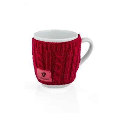 Tasse COSSI 330 ml bordeaux