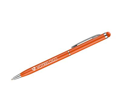 Stylo à bille touch TIN orange
