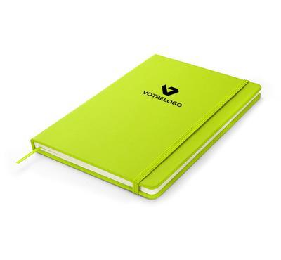 Carnet VITAL A5 vert clair