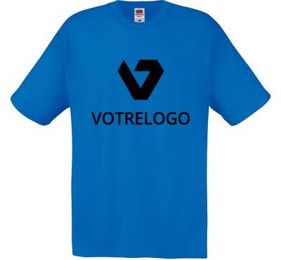 T-shirt homme SC6 bleu - M