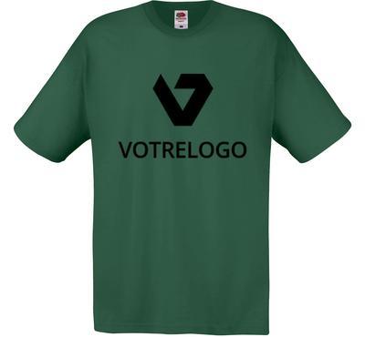 T-shirt homme SC6 vert - 3XL