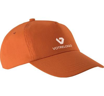 Casquette KP034 orange