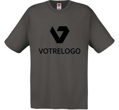 T-shirt homme SC6 graphite - M