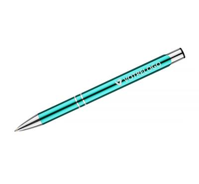 Stylo à bille KOSMOS turquoise