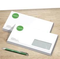 Enveloppes personnalisables